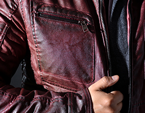 Suede & Leather Jacket Cleaning